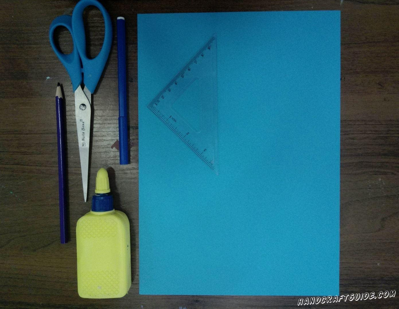 Для изготовления крипера нам понадобится: Цветная бумага Карандаш простой Фломастеры Клей