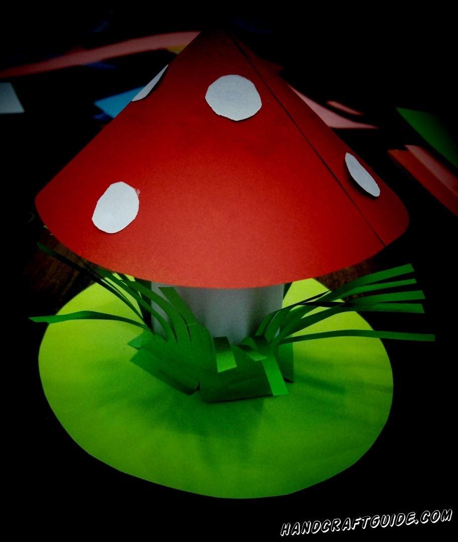 Такой замечательный гриб будет радовать глаз, и что самое главное, он совершенно безопасен. До новых встреч, друзья!