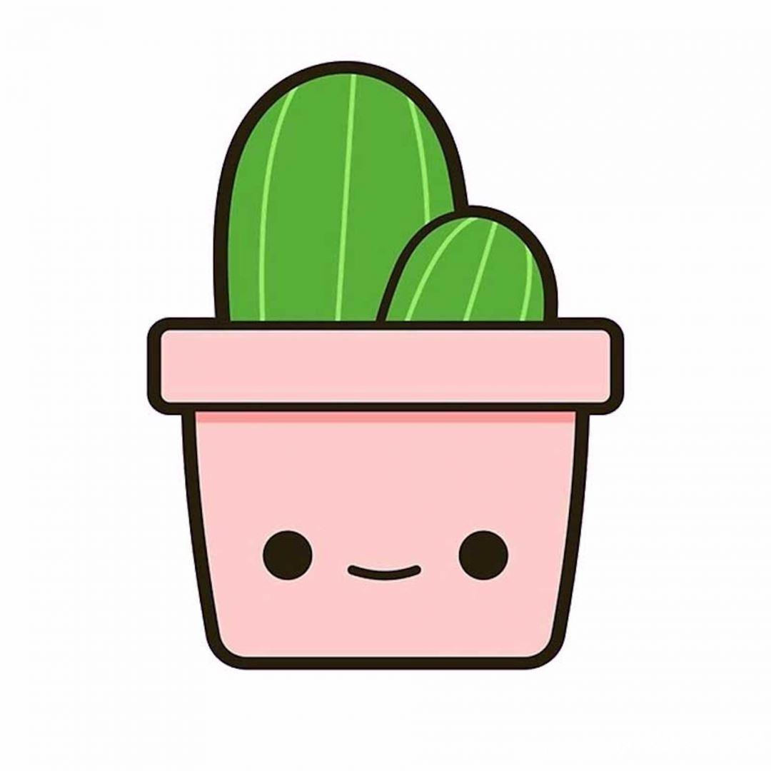 картинка кактуса для сквиши