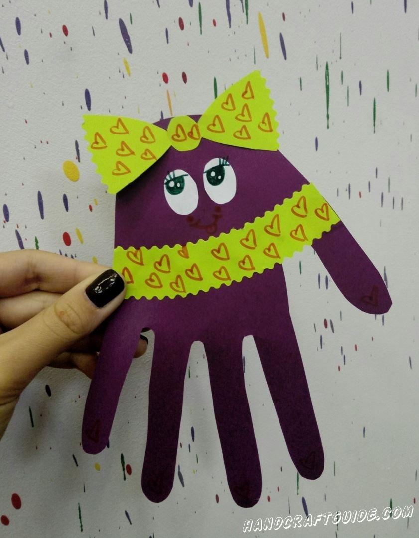 Давайте вместе отправимся в мир морского царства и сделаем замечательную медузу из цветной бумаги