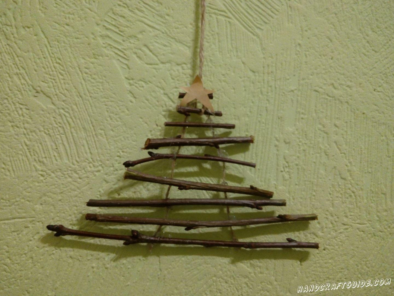 Приглашаем Вас присоединиться к выполнению замечательной поделки, которая сможет украсить вашу ёлочку в новогодний период.