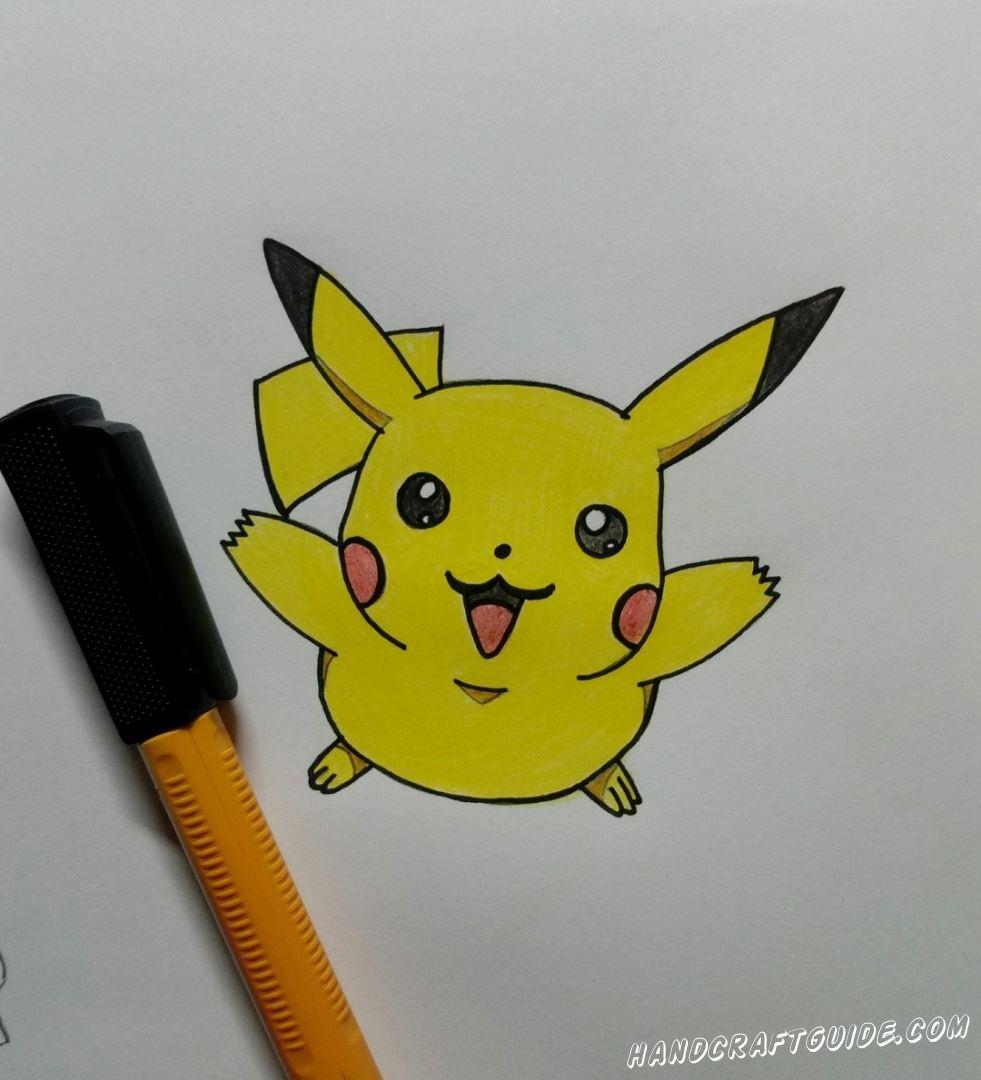 Учимся рисовать вместе с handcraftguide.com!  Повторяй пошаговую инструкцию и рисуй как насоящий мультипликационный аниматор.