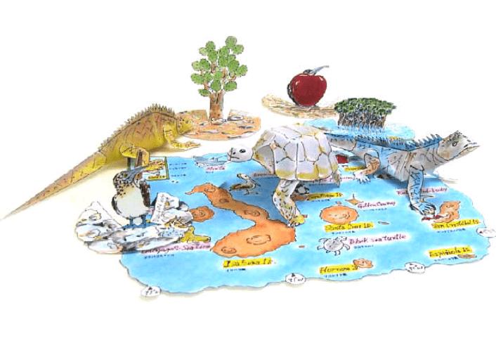 Растения и животные Галапагосских островов