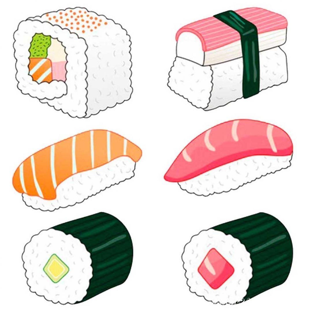 картинки еды для срисовки
