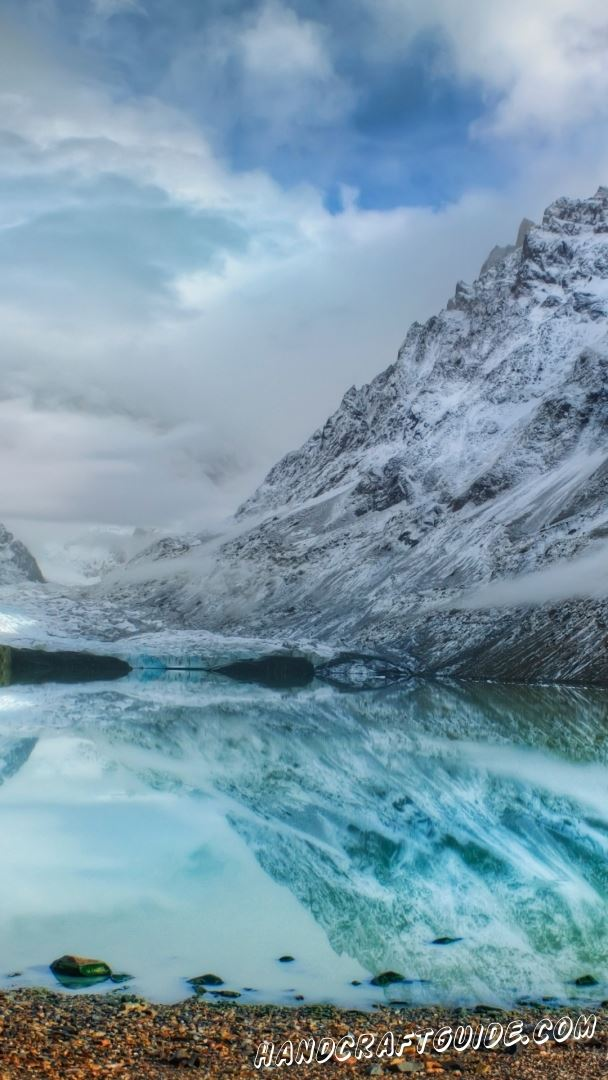 зимние пейзажи картинки