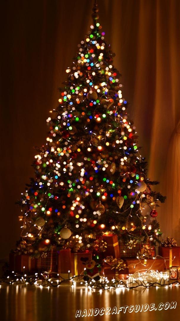 рождественские обои без регистрации