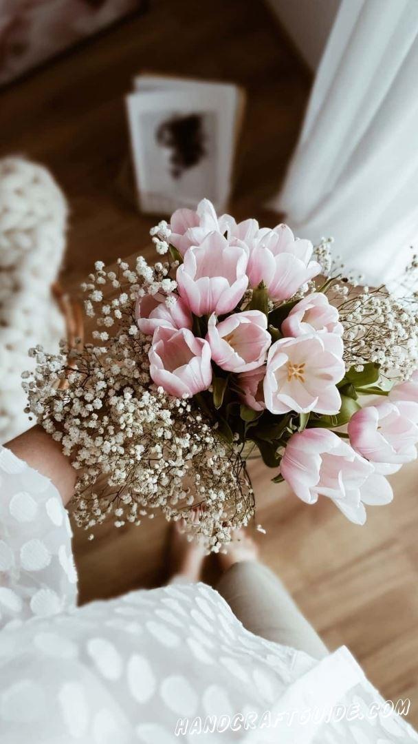 заставки на андроид цветы