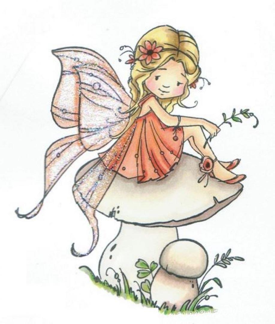 красивая картинка фея