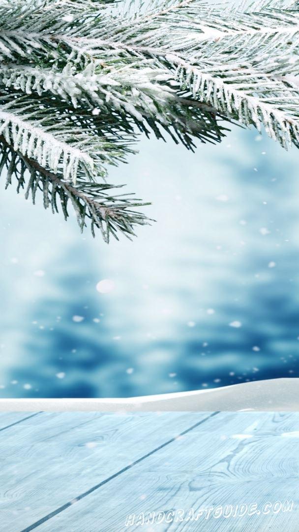скачать бесплтано зимние обои