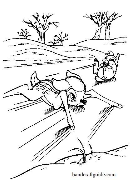 разукрашки из мультфильма