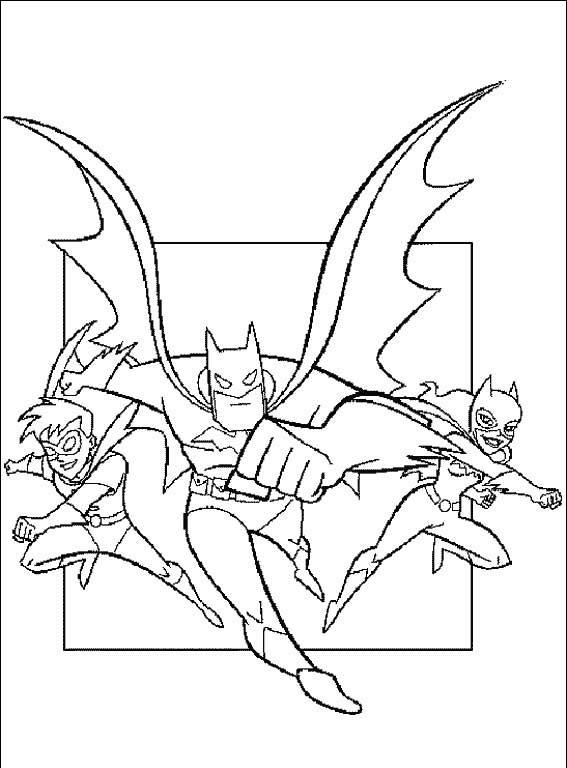 Бэтмен. Часть 3