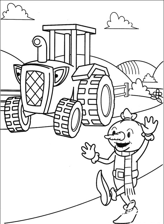 Боб-строитель продолжат нас радовать! Вот уже четвёртая часть раскрасок с персонажами этого замечательного мультфильма.Боб-строитель продолжат нас радовать! Вот уже четвёртая часть разукрашек с персонажами этого замечательного мультфильма.