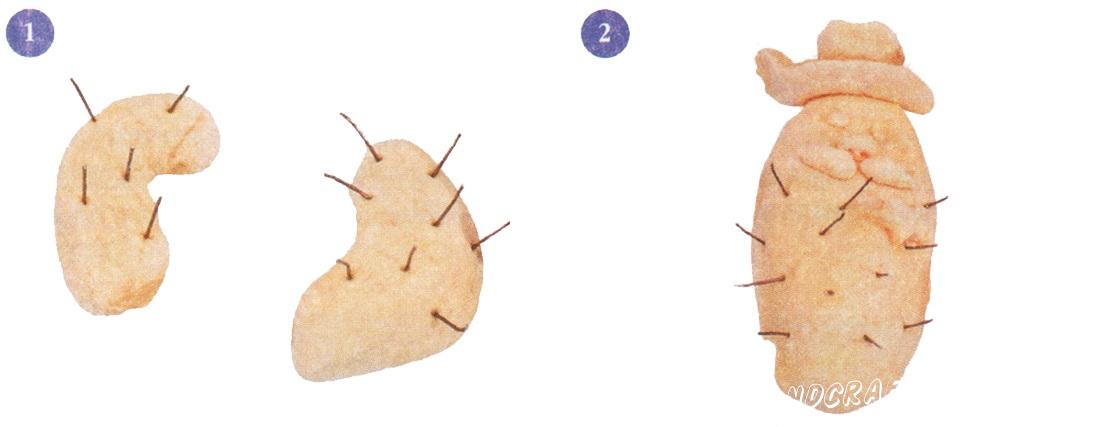 как сделать Шериф - кактус из соленого теста своими руками