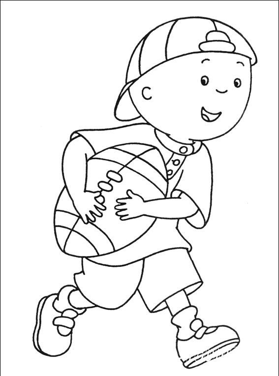раскраски для детей Каю