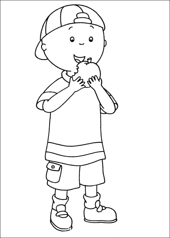 раскраски детские мальчик каю
