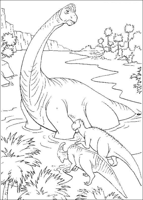 Динозавр. Часть 2