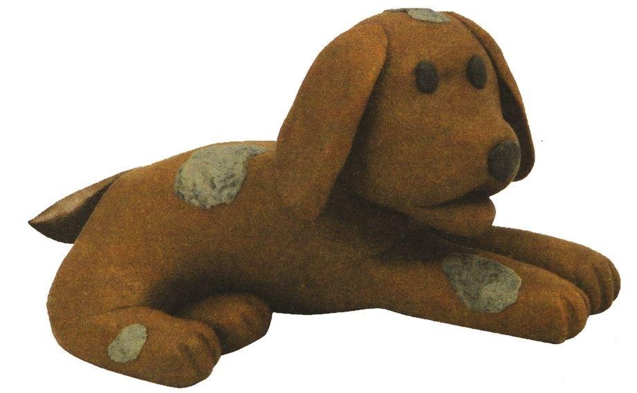 Пошаговая инструкция лепки собаки из пластилина, специально для вас