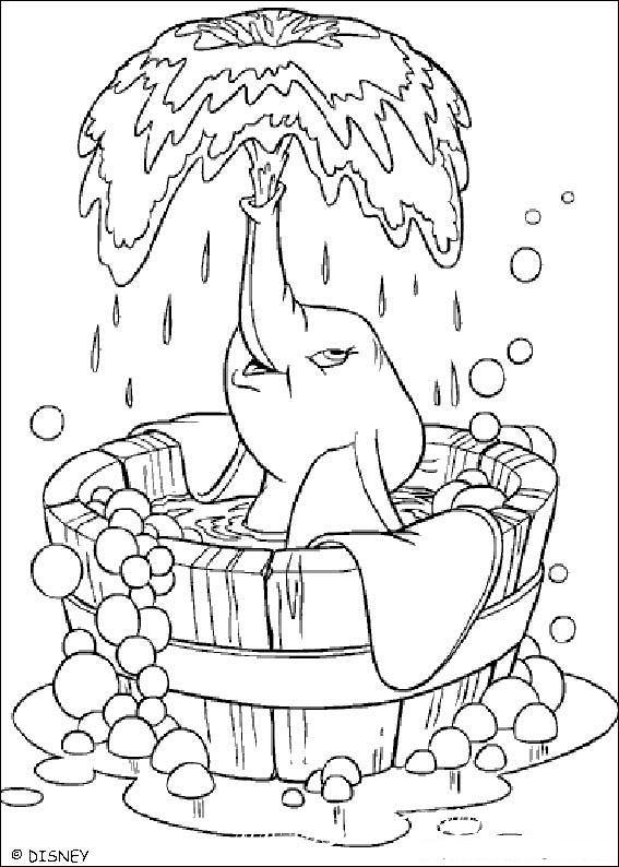 """Подборка уникальных раскрасок по мотивам всем известного мультфильма про милого слоника """"Дамбо""""Подборка уникальных разукрашек по мотивам всем известного мультфильма про милого слоника """"Дамбо"""""""