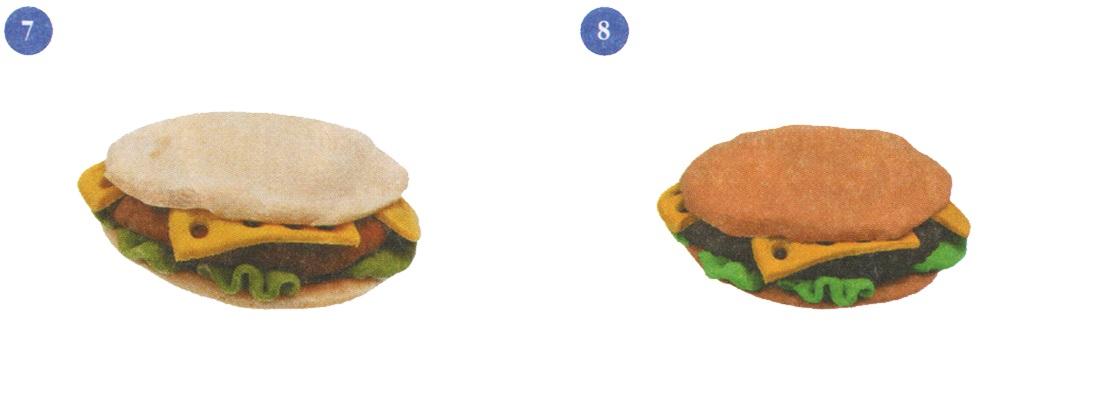 чизбургер не съедобный