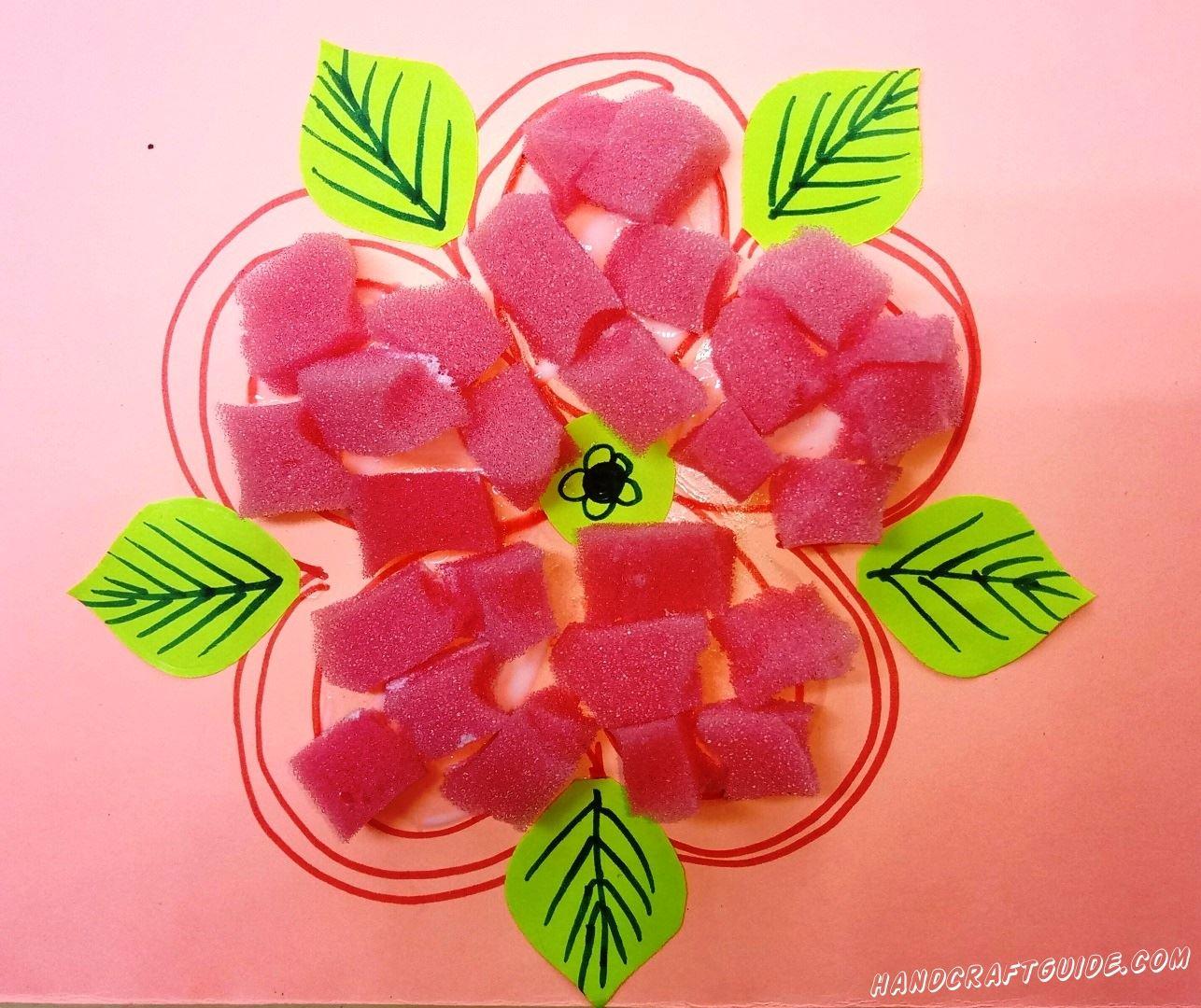Это самый мягкий и красивый цветочек в мире!