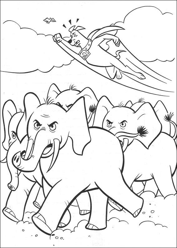 Суперпес Крипто прибыл на нашу планету для борьбы со злом. Давайте поможем этой отважной собаке в его благородном деле и раскрасим все самые интересные моменты с помощью красок и карандашей.