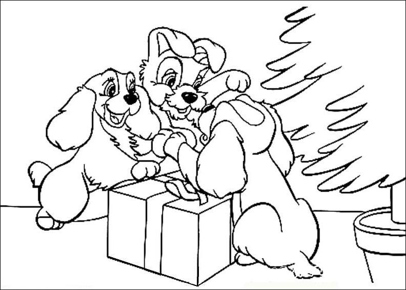 раскраски собаки для детей