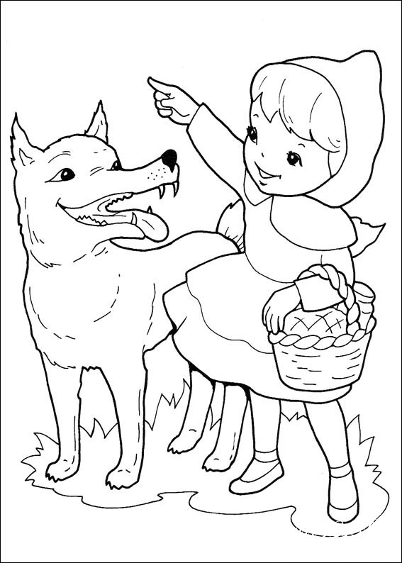 """""""Little Red Riding Hood"""", or """"Little Red Ridinghood"""", also known as """"Little Red Cap"""" or simply """"Red Riding Hood"""", is a European fairy tale about a young girl and a Big Bad Wolf"""