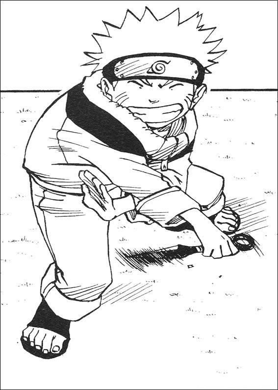 Поможем маленькому Наруто выполнить его главную мечту в жизни - стать Хокаге. Скачай и раскрась самые лучшие моменты великого шиноби, прямо сейчас.
