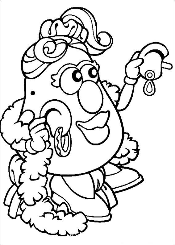 Mr. Potato Head part 2