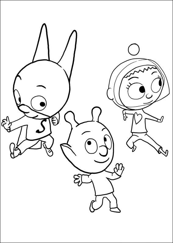 Маленький супергерой, у которого даже плюшевый мишка обладает сверхспособностями. Такому малышу просто уготовлена судьба с большим количеством приключений. Скачать все раскраски скачать можно прямо сейчас