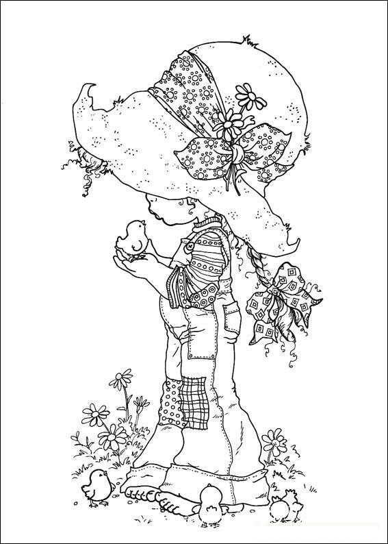 Изображения Сары Кай - Раскраски, Для девочек, для детей ...