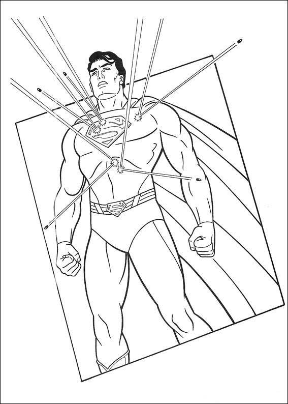 Подборка раскрасок с нашим любимым Суперменом, специально для вас! Скачать все разукрашки, одним файлом, можно скачать здесь.