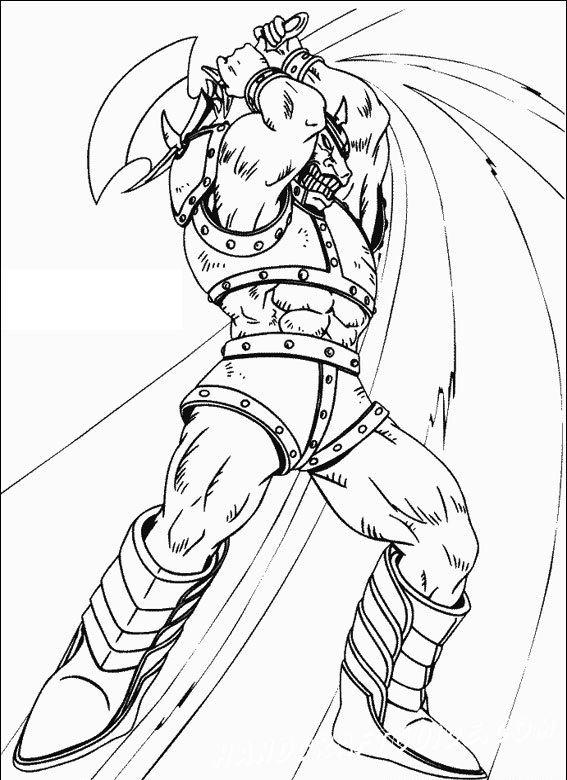 Ю:ги-о - захватывающее аниме, покорившее сердца миллионов. Раскраски по мотивам манги и аниме, специально для вас.