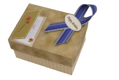 Скоро праздник, а вы не знаете как сделать подарочную коробку ко дню рождения? Тогда вам сюда! Качайте вложенный файл и следуйте пошаговой инструкции, прямо сейчас.