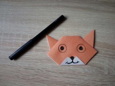 Животные из бумаги в стиле оригами - одно из самых популярных занятий среди не только детей, но и взрослых. Здесь мы поучимся делать крутого лисёнка с помощью этой техники.