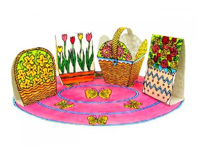 Хотели бы порадовать своих близких букетами цветов, даже если они из бумаги? Уверены что да! Тогда скорее приступайте к пошаговой инструкции выполнения букетов в стиле паперкрафт и ваши родные точно не останутся равнодушны к такому подарку.