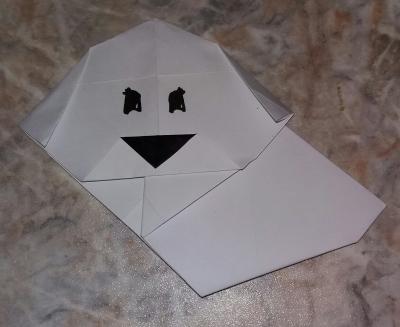 Как сделать собачку, с помощью техники оригами, мы узнаем прямо сейчас!