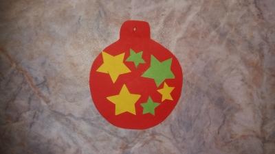Всем привет, друзья! Присаживайтесь удобнее, ведь сейчас нам предстоит сделать украшение к рождественской ёлочке.