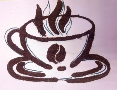 Самую безвредную чашечку кофе мы сделаем прямо сейчас.
