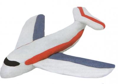 Сконструируй свой личный самолет из пластилина и отправляйся в полёт!