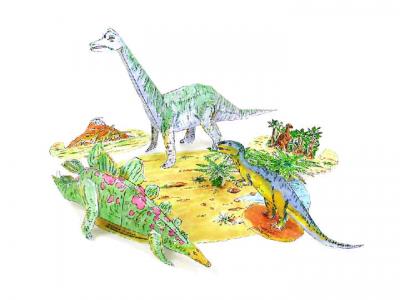 Dinosaurs of the Jurassic
