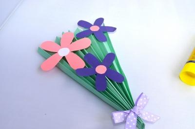 Простые поделки из бумаги для детей своими руками в садик, школу