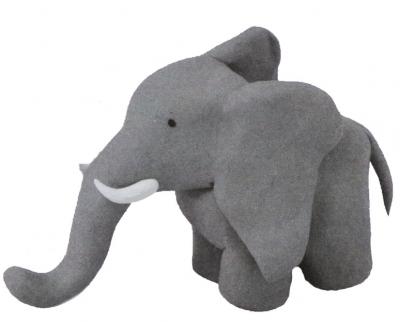 Вашему вниманию инструкция поэтапно с картинками для создания поделки Слон из пластилина своими руками для детей любого возраста.