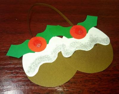 Укрась свою новогоднюю ёлочку, вот такой красивой и оригинальной бумажной игрушкой.