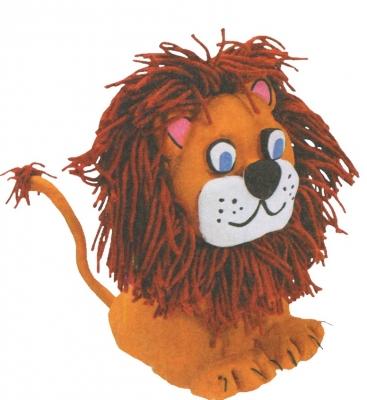 Вашему вниманию мастер-класс поэтамно с картинками как сделать льва из соленого теста своими руками.