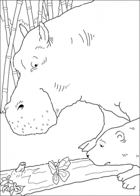 The Little Polar Bear part 3