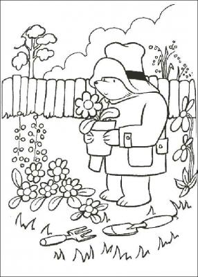 Медвежонок Паддингтон отправляется на встречу неизвестному. Давайте раскрасим его путь в самые яркие краски. Скачай все раскраски одним файлом, прямо сейчас!