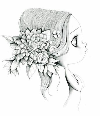 Простые рисунки карандашом