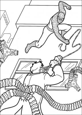 Spiderman part 4