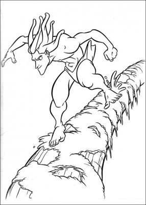 Tarzan part 4